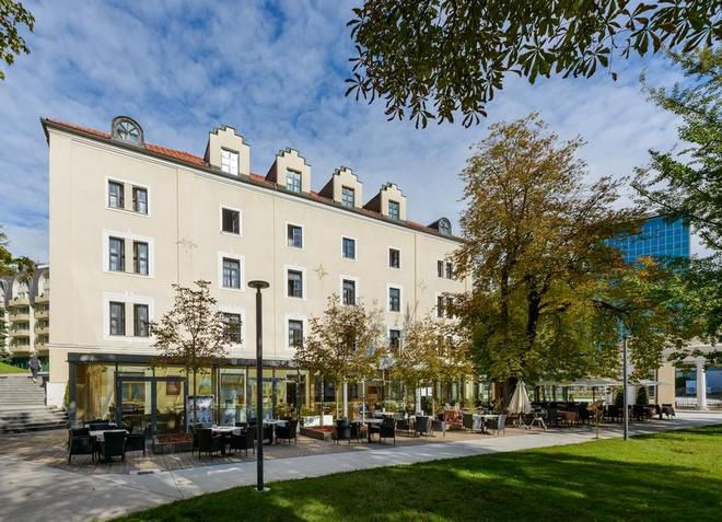 Отель Zagreb