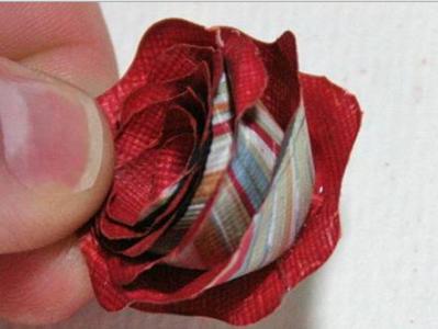 papier różany 8