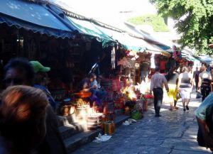 Арабский рынок