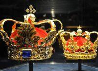 Церемониальные короны датских монархов
