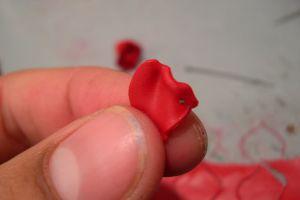 Róże z glinki polimerowej21