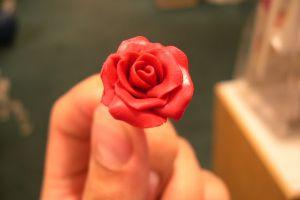 Róże z glinki polimerowej22