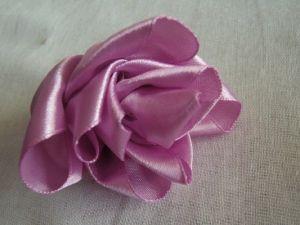 róże z satynowej wstążki16
