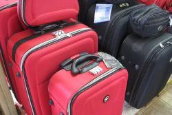 zavazadla v letadle