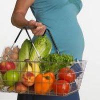 v těhotenském těhotenství