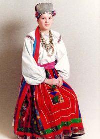 Ruski nacionalni kostim 1