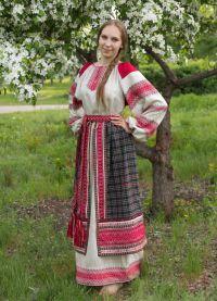 Ruski nacionalni kostim 2