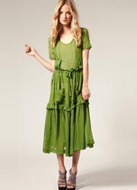 sukienka w stylu wiejskim 6
