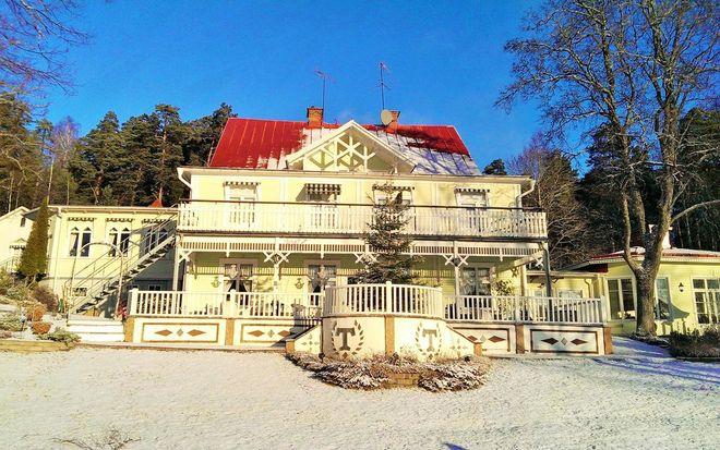 Отель Torpa Pensionat в Седертелье