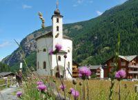 Rundkirche Saas-Balen