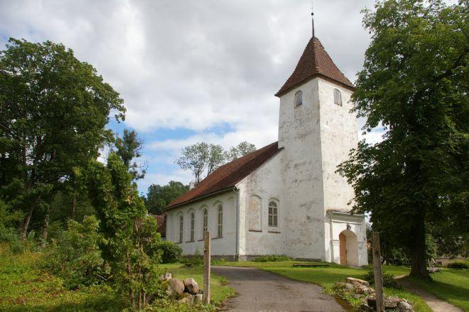 Евангелическо-лютеранская церковь в Сабиле