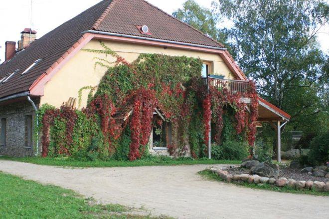 Отель и ресторан Plostkrogs