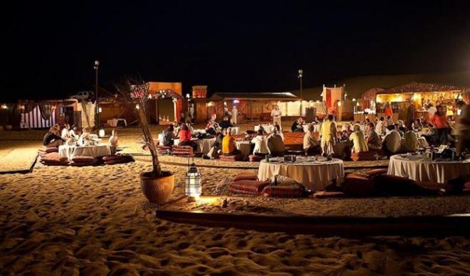 Отдых у бедуинов