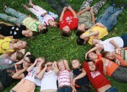 bezpečnost dětí v létě