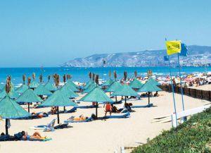 Пляж в Саидии