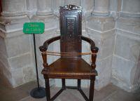 Знаменитый стул Кальвина