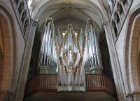 Орган в соборе Святого Петра
