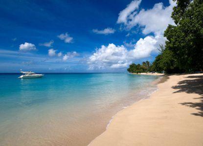 Один из пляжей округа Сент-Питер