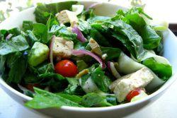 рецепти за негу салата