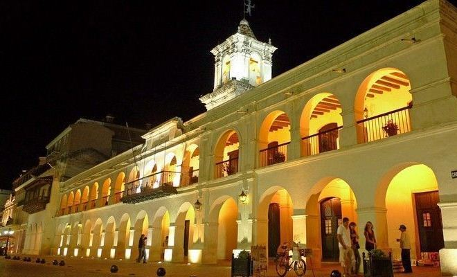 Сальта Ayuntamiento