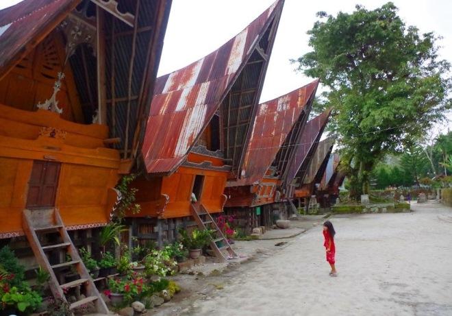 Батакская деревня