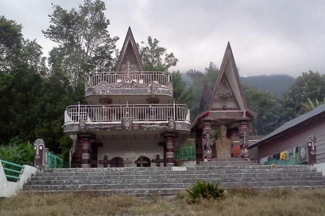 Древняя могила