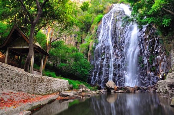 Водопад Эфрата