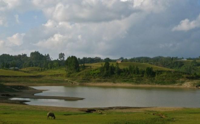 Озеро Сидихони