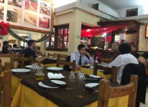 Ресторан Remolacha