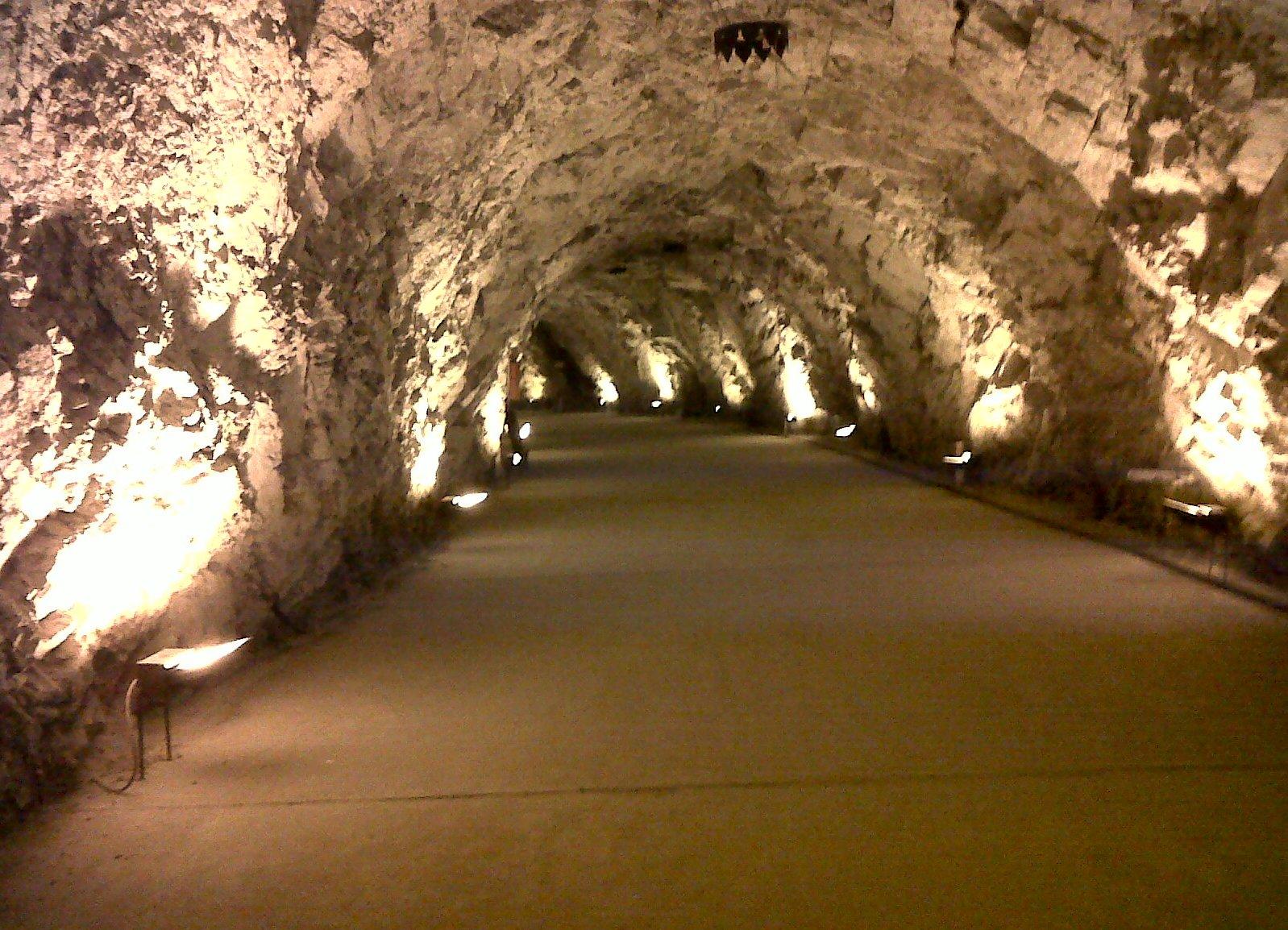 Пещеры Champagnera Cavas de Zonda