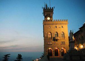 Дворец правительства Сан-Марино