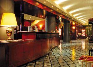 Grand Hotel San Marino Холл
