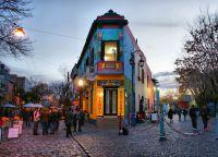 Колониальная архитектура Сан-Тельмо