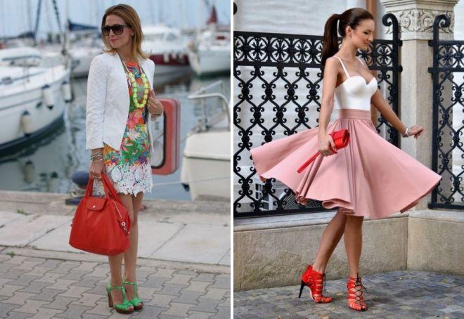 модные босоножки на каблуке 2017