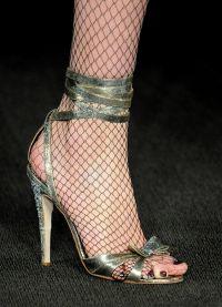 sandály s punčocháží 5