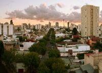 Вид на улицы Сантьяго-дель-Эстеро