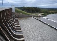 Дамба Represa Rio Hondo