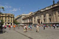 Главная площадь Сантьяго