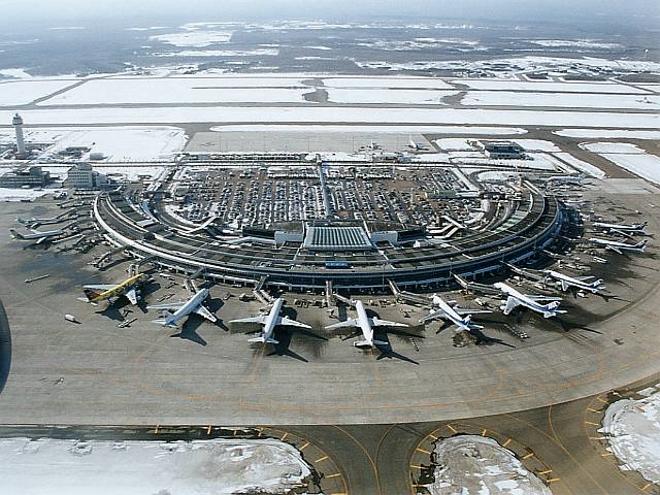 Аэропорт Титоси, обслуживающий Саппоро
