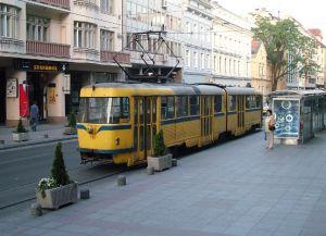 Трамвай в Сараево