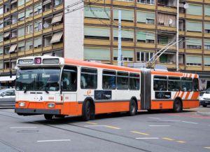 Тролейбус в Сараево