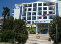 Отель Butrinti, Саранда