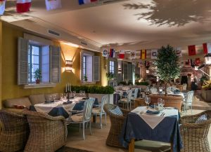 Ресторанчик Taverna Beqo, Саранда