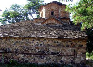 Старинная церковь в местечке Шен Кол