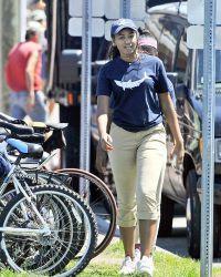 Младшая дочь президента США Барака Обамы нашла себе работу на лето