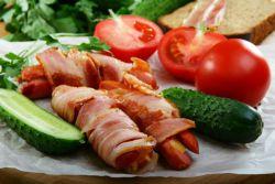slanine klobase