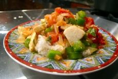 Piletina saute s povrćem