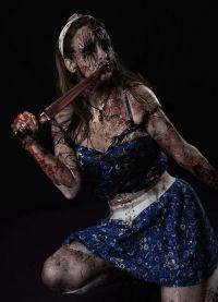 przerażające kostiumy na Halloween 20