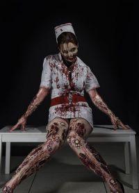 przerażające kostiumy na Halloween 21