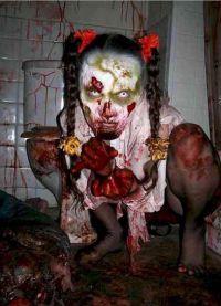 przerażające kostiumy na Halloween 22